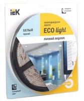 Лента LED 5м  блистер LSR-3528W60-4.8-IP65-12V IEK-eco
