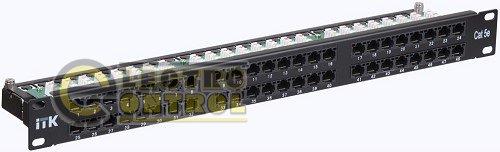 Патч-панель ITK FOBX-P8-SC